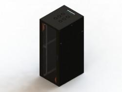 ESTAP - Estap 22U, 600X600 Mm, Universalline Rack Kabinet.