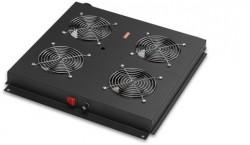 LANDE - Lande 4 Lü Fan Modülü On/Off Switch Dikili Tip Sınıfı İçin.