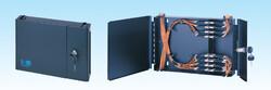 HCS - 6 port LC Duplex duvar tipi patch panel, boş