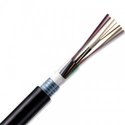 DIGITUS - Digitus 8 Core Sm 9/125 Slt G652d Çelik Zırhlı Fo Kablo.