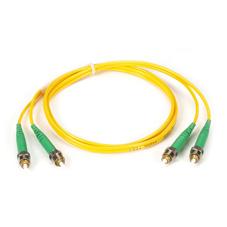 OEM - Oem Fo. Duplex P.Cord Fc(Apc)/Fc(Apc) Sm 9/125µ 7 Mt.