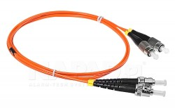 OEM - Oem Fo. Duplex P.Cord Fc/St Mm 50/125µ 5 Mt.