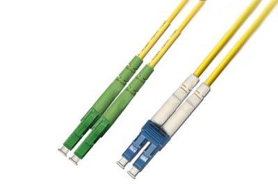 Oem Fo. Duplex P.Cord Lc(Apc)/Lc Sm 9/125µ 1 Mt.