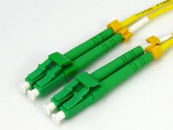 OEM - Oem Fo. Duplex P.Cord Lc(Apc)/Lc(Apc) Sm 9/125µ 1 Mt.