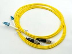 OEM - Oem Fo. Duplex P.Cord Lc/Fc Sm 9/125µ 1 Mt.