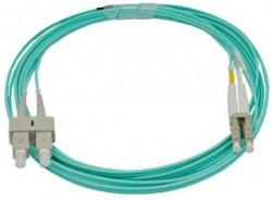 ECOLAN - Ecolan Fo. Duplex P.Cord Lc/Sc Mm 50/125µ 3 Mt. Om3 10Gb