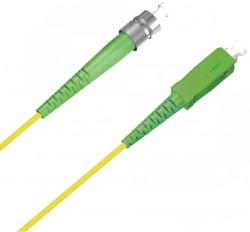 OEM - Oem Fo. Duplex P.Cord Sc(Apc)/Fc(Apc) Sm 9/125µ 10 Mt.