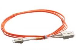 OEM - Oem Fo. Duplex P.Cord Sc/Lc Mm 50/125µ 1 Mt.