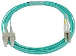 OEM - Oem Fo. Duplex P.Cord Sc/Lc Om3 50/125µ 5 Mt.