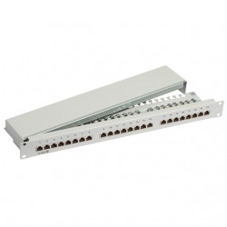 EFB - Efb Ftp Cat 5E 24 Port Patch Panel.