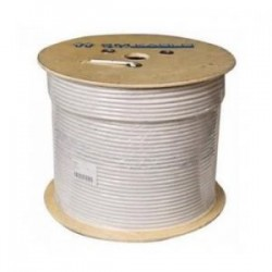 ECOLAN - Ecolan Ftp Cat 6 23 Awg 500 Mhz Data Cable Lszh (500 Mt.).