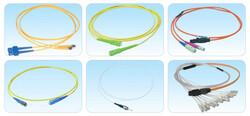 HCS - HCS T91-M0911-10 Fiber Optik Duplex Patch Cord Lszh ST/ST SM 9/125 1mt