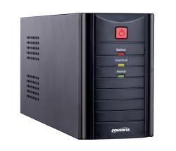 POWERFUL - Powerful Pl-600 650Va Line Interactive Ups ( 1x12V 7Ah Akü )