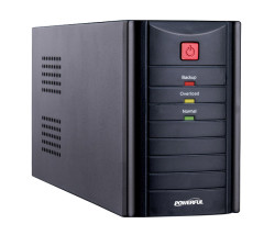 POWERFUL - Powerful Pl-800 850Va Line Interactive Ups ( 1x12V 7,5Ah Akü )