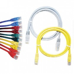EFB - Efb Sftp Cat 5E Patch Cord 7,5 Mt. Gri.