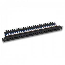 ECOLAN - Ecolan Utp Cat 5E 24 Port Patch Panel.
