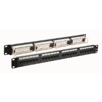 EFB - Efb Utp Cat 5E 24 Port Patch Panel.