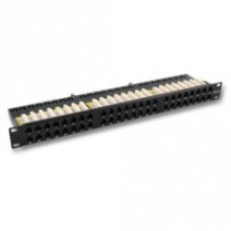 ECOLAN - Ecolan Utp Cat 6 48 Port 1U Patch Panel.